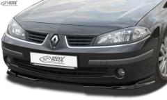 Frontspoiler VARIO-X RENAULT Laguna 2 Phase 2 2005+ Frontlippe Front Ansatz Vorne Spoilerlippe