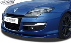 Frontspoiler VARIO-X RENAULT Laguna 3 Phase 2 / Facelift 2011+ Frontlippe Front Ansatz Vorne Spoilerlippe