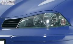 Scheinwerferblenden für SEAT Ibiza 6L Böser Blick