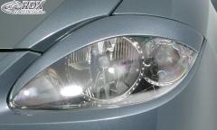 Scheinwerferblenden für SEAT Leon 1P / Toledo 5P / Altea 5P Böser Blick