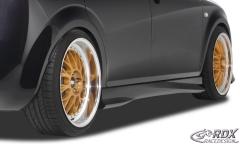 Seitenschweller für SEAT Leon 1P Turbo