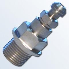 Entlüftungsventil M12x1.0x10mm aus Stahl