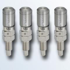4er Set Entlüftungsventil M7x1.0x16mm aus Stahl