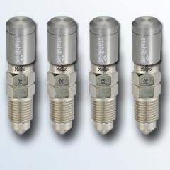 4er Set Entlüftungsventil M10x1.5x16mm aus Stahl