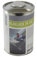 Klarlack 2K VOC
